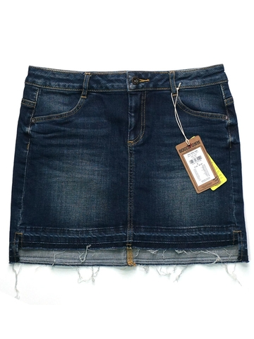 Váy Jeans Soccx Destroyed Effects Jenasrock Skirt