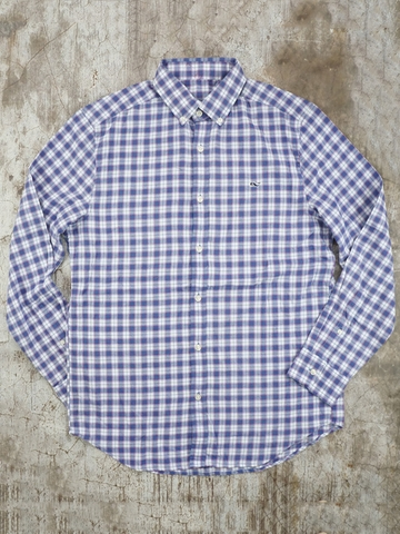 Áo Sơ Mi Nam Ca Rô Vineyard Vines PLAID FLANNEL SHIRT