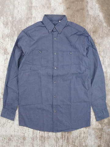 Áo Sơ Mi Nam AE CHAMBRAY REGULAR FIT SHIRT