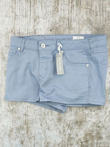 Quần Short Nữ NET Plain Slim Denim Shorts