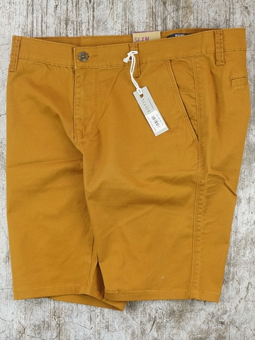 Quần Short Kiabi Slim Fit Chino Shorts