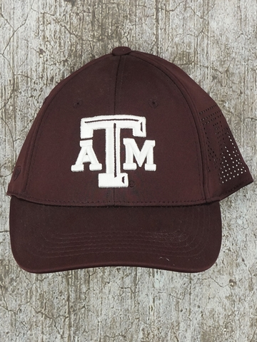 Mũ Nón Lưỡi Trai Texas A&M Top Of The World Cap
