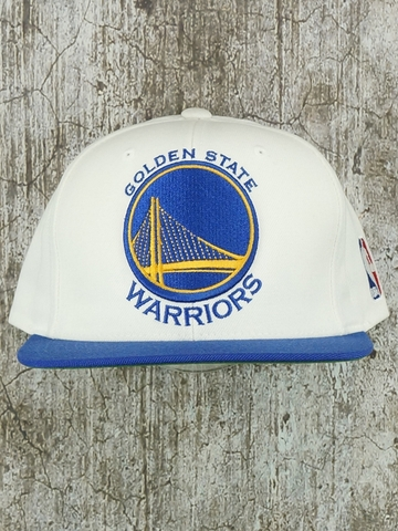 Mũ Nón Snapback Mitchell and Ness Warriors Golden State Snapback