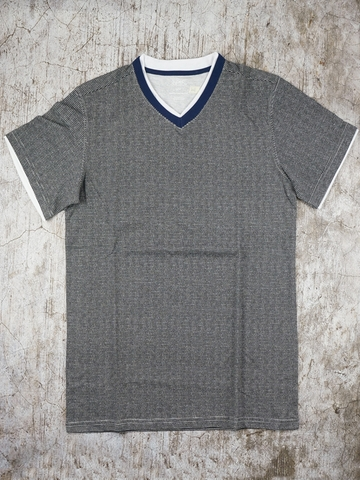 Áo Thun GILLIGAN O'MALLEY STRIPED MINI V-NECK TEE