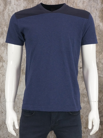 ÁO THUN CỔ TIM UNIQLO COTTON V-NECK TEE