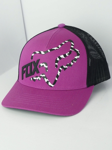 Mũ Nón Lưới Fox RACING REMAINED TRUCKER Cap