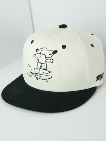 Mũ Nón Snapback Champion Basic Simple Snapback