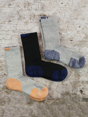 Vớ 2XIST Men's Bicolor Crew Sock