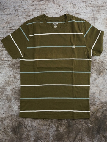 Áo Thun Nam Banana Republic Striped Tee