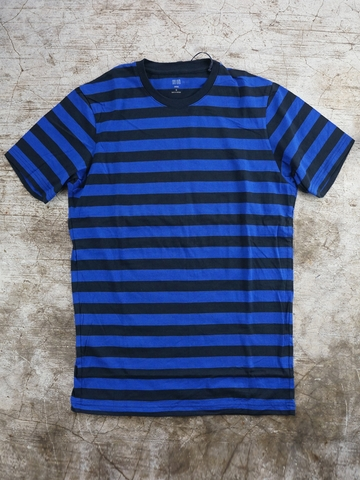 Áo Thun Nam Uniqlo Striped Tee
