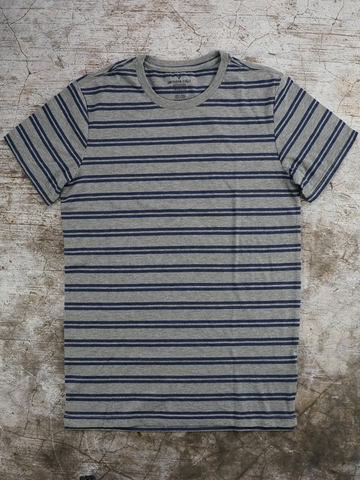 Áo Thun Nam American Eagle Striped Tee