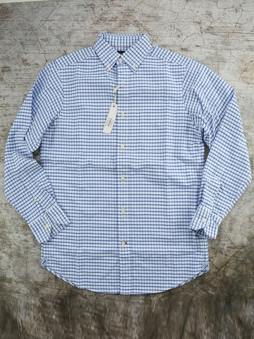 Áo Sơ Mi Nam American Eagle Gingham Oxford Shirt
