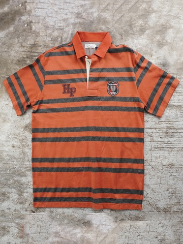 Áo Thun Nam Hush Puppies Striped Polo Shirt