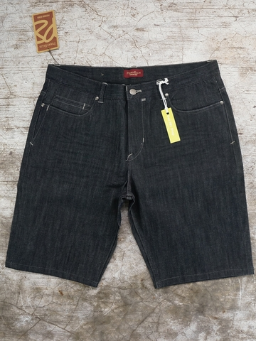 Quần Short Nam Perry Ellis Raw Jean Shorts