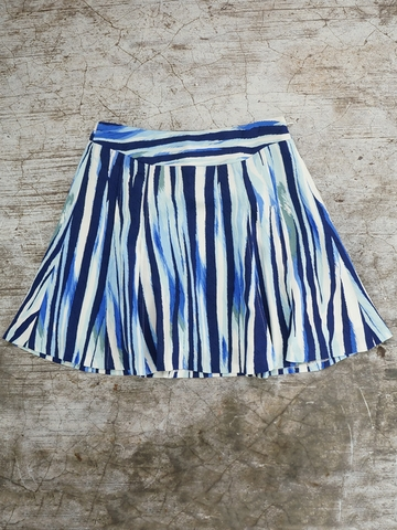 Chân Váy 2ME Striped Natural Skirt