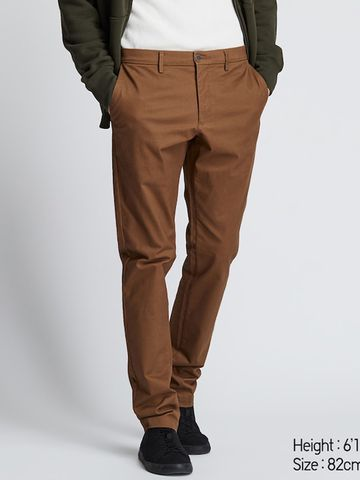 MEN Slim Fit Chino Flat Front Pants | UNIQLO