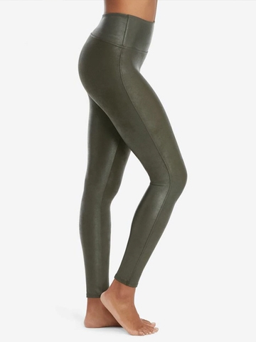 Quần Legging Nữ SPANX Faux Leather Leggings
