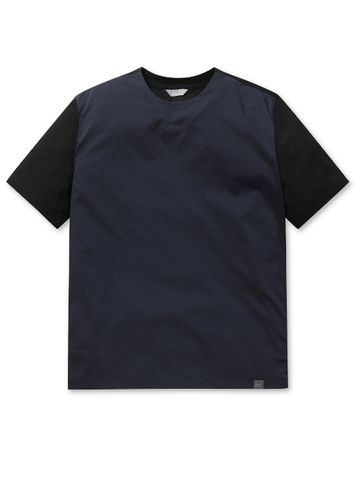 Áo Thun Nam PROJECT M Woven Color Short-Sleeved T-shirt