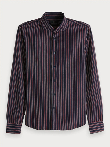 Áo Sơ Mi Tay Dài Scotch & Soda Structured Shirt Regular fit