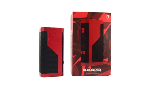 Tìm hiểu LAVABOX DNA 200 Box Mod - Blood Red Edition