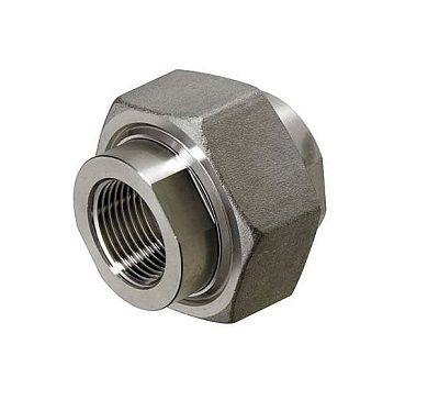 cút thủy lực Misumi/ High Pressure Pipe Fittings/Union with O-Ring: SUTPUJ15A