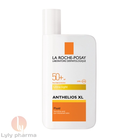La Roche-Posay Anthelios XL SPF50+ Fluid Ultra - Light -  Kem chống nắng