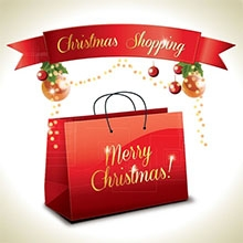 55 Free Christmas Vector Design Resource for Greeting Cards and websites - EPS AI SVG