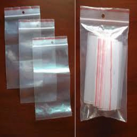 TÚI ZIPPER BAG