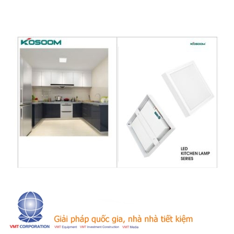 đèn led panel 600*600 45W Kosoom