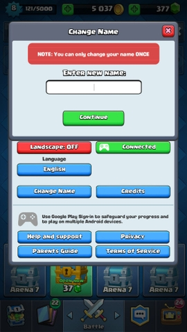 R16 Clash Royale level 8