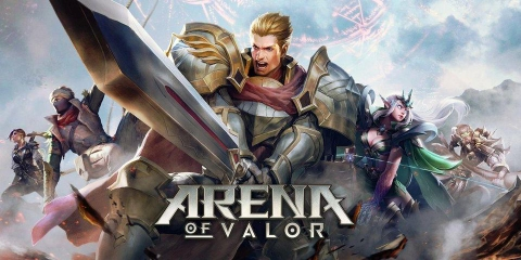 Arena of Valor 14,000 Vouchers, ONLY $40