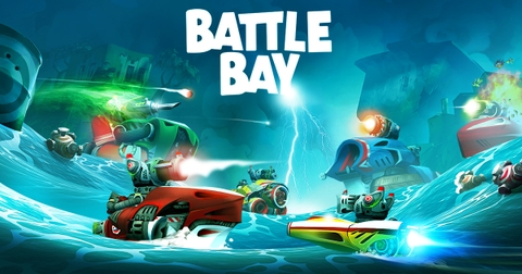 Battle Bay Android: 14,000 Pearls + Random Bonus, ONLY $35