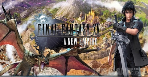 Final Fantasy XV: A New Empire Android 26000 Gold+ Random Bonus, ONLY $35
