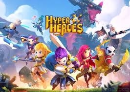 Hyper Heroes: Marble-Like RPG 7000 Diamonds+ Random Bonus, ONLY $40