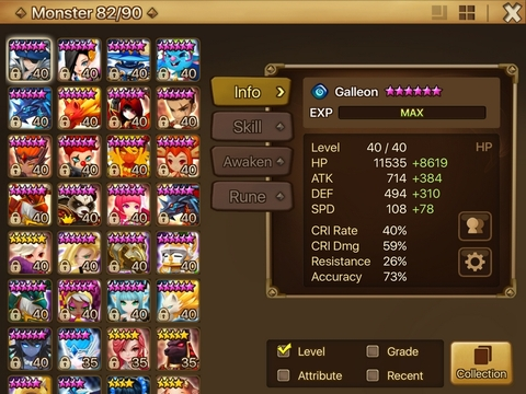 S156) Account Level: 50 Server: Asia