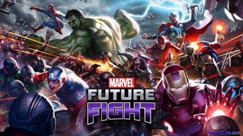 Marvel Future Fight 12,750 Crystals IOS + Random Bonus, ONLY $60