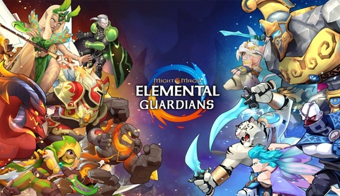 Might & Magic: Elemental Guardians 5815 Seals + Random Bonus, ONLY $35