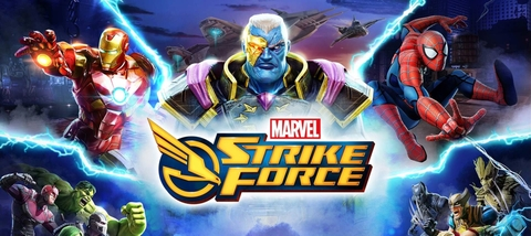 Marvel Strike Force 8630 Power Cores + Random Bonus IOS, ONLY $60