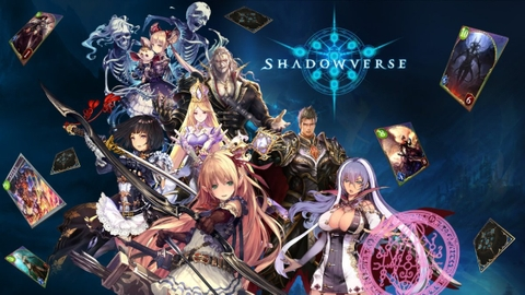 Shadowverse Android 5000 Crystal set + Random Bonus, ONLY $40