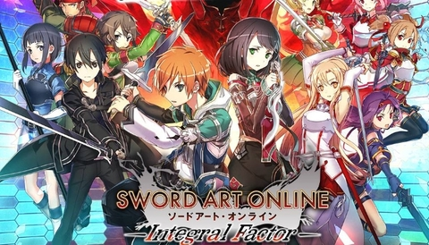 Sword Art Online: Integral Factor 8800 Arcana Gems+ Random Bonus, ONLY $40