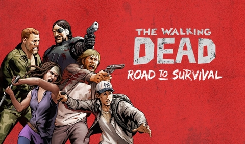 The Walking Dead: Road to Survival 8250 Coins  Random Bonus, ONLY $35
