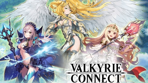 Valkyrie Connect: 11500 Diamonds + Random Bonus, ONLY $40