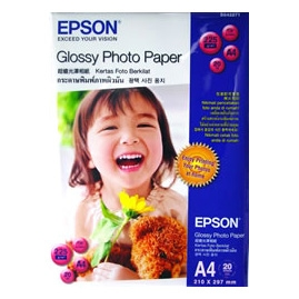 EPSON Double-Sided Matte Paper A4 100 TỜ