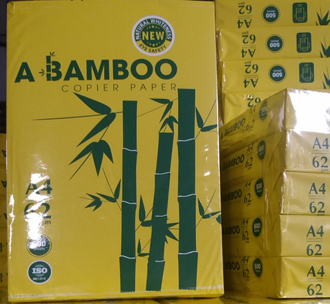 Giấy A-Bamboo 62gms