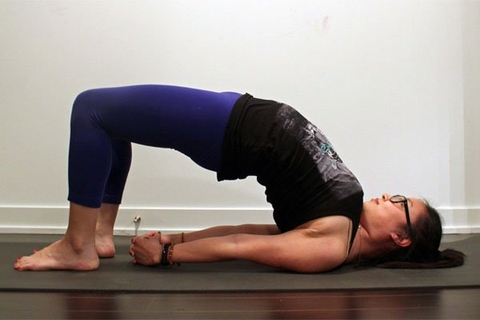 BACK BENDING YOGA