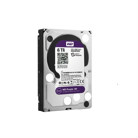 Ổ cứng HDD WD Purple 6TB 3.5