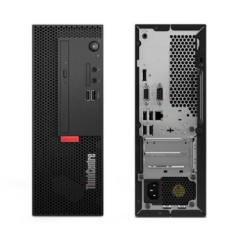 Máy tính đồng bộ Lenovo ThinkCentre M720e 11BD0041VA Intel Core i3 -9100 ( up to 4.2 Ghz, 6M cache ) 4G RAM 2400Mhz - 1T HDD 7200rpm - Keyboard & Mouse - Ubuntu - 1Y