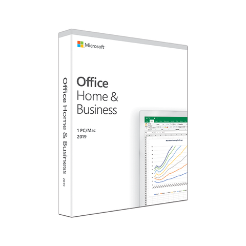 Phần mềm Microsoft Office Home and Business 2019 (T5D-03249) (Win/Mac)