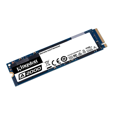 Ổ SSD Kingston SA2000M8 1000GB PCIe NVMe Gen3 M2.2280