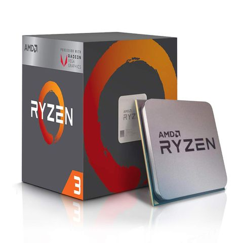 AMD Ryzen 3 3200G, with Wraith Stealth cooler/ 3.6 GHz (4.0 GHz with boost) / 6MB / 4 cores 4 threads / Radeon Vega 8 /  65W / Socket AM4